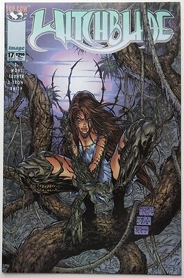 1997  Witchblade  #17  -   Nm                  (Inv11360)
