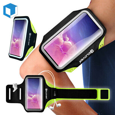 Running Sport Gym Armband Case Holder Pouch For Samsung Galaxy Note 5/4 S7 Edge