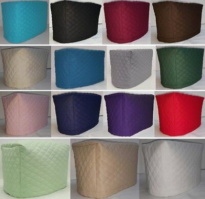 Quilted 2 or 4 Slice Toaster Cover (11 Colors Available)