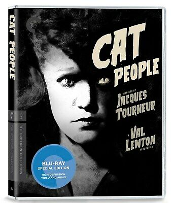 Cat People - The Criterion Collection (Restored) [Blu-ray]