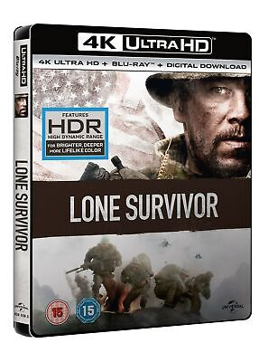 Lone Survivor (4K Ultra HD + Blu-ray + Digital Download) [UHD]