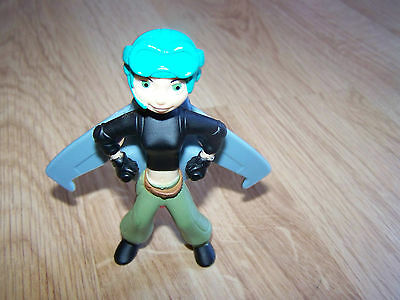 Disney Kim Possible PVC Action Figure 2003 McDonalds Happy Meal Toy Cake Topper