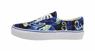 VANS Era Van Doren Shoes Men Women Unisex Size Skating Canvas Blue Marble