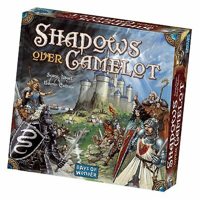 Shadows Over Camelot- NEW Board Game - AUS Stock