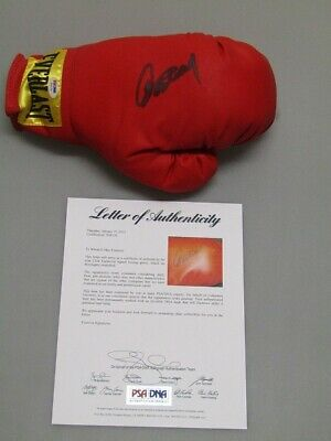 CLINT EASTWOOD Million Dollar Baby  Hand Signed Boxing GLOVE  + PSA DNA COA