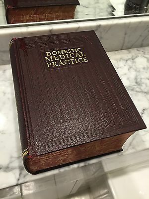 Domestical Medical Practice 1939 31st Ed Illstrated 42 Departments 27 Specialist