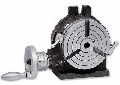 """6"""" Rotary table Horizontal & Vertical Precision Quality"""
