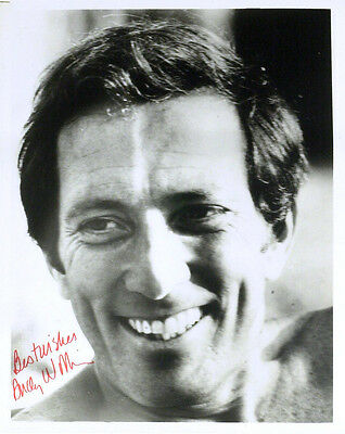 """""""Moon River"""" Singer ANDY WILLIAMS - Photo Signed"""