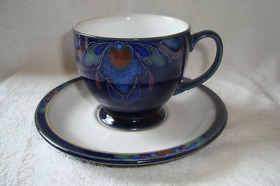 Denby - Baroque - Tea Cup and Saucer (several available)