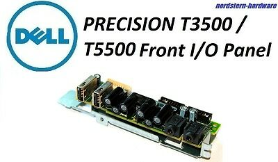DELL Precision T3500 T5500 Workstation Front I/O Panel M884G