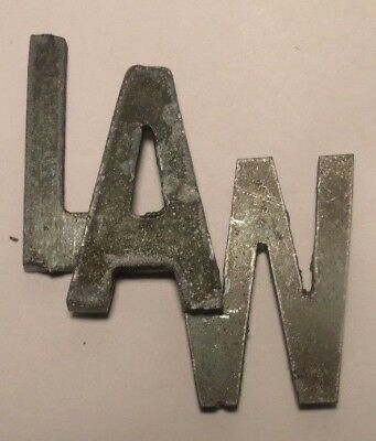 """CUSTOM 3//4"""" TALL PRECISION BRANDING IRON ICON WITH HANDLE AND INSTRUCTIONS !"""