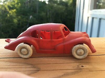 VINTAGE CELLULOID CAR RARE - A Reliable Product stamped inside