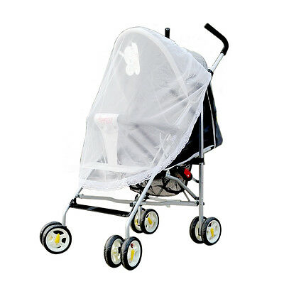 Pram Baby Seat Universal Mosquito Net Insect Protection Mosquito Net Bed Canopy