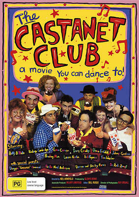 New DVD-CASTANET CLUB, THE