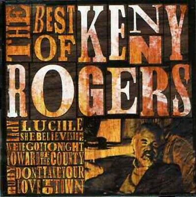 Kenny Rogers - Very Best of [New CD] UK - Import
