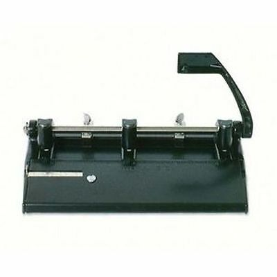 SKILCRAFT Heavy-Duty Adjustable Foothill 310 3-Hole Punch