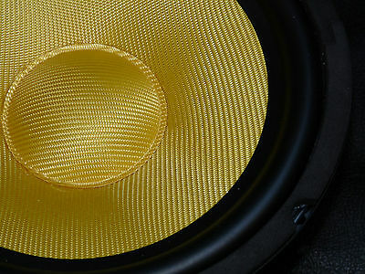 "Kenford Kevlar SBX-2530 25cm 10"" Subwoofer Bass Speaker 250mm 8Ohm"
