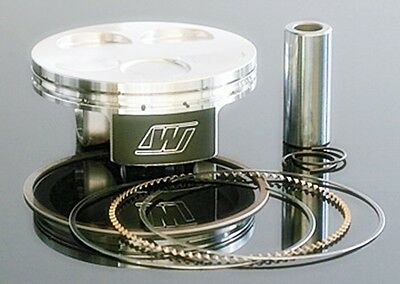 Wiseco Piston Kit STD Bore 66.40mm Husqvarna WR250 1999-2004 CR250