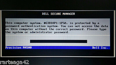 Dell 1F5A 3A5B bios password reset service. Latitude Precision. Contact Us!