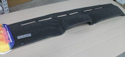 DASH MAT LANDCRUISER HZJ75/78/79 GREY WITH GAUGES in stock ready to post