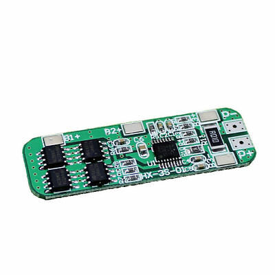 12.6V 6A 18650 Lithium Li-ion Battery Charger Protect Board S-8254AA AO4407