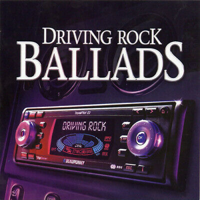 Various Artists : Driving Rock Ballads CD 3 discs (2005) FREE Shipping, Save £s