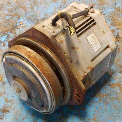 Yaskawa Electric Ac Servo Motor Type Usaded-13Yrs11