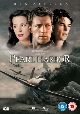 Pearl Harbor DVD (2001) Kate Beckinsale, Bay (DIR) cert 12 Fast and FREE P & P
