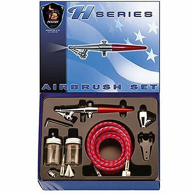 Paasche H-SET Single Action Siphon Feed Airbrush Set [Misc.]