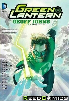 GREEN LANTERN BY GEOFF JOHNS OMNIBUS VOLUME 1 HARDCOVER New Hardback 1232 Pages!