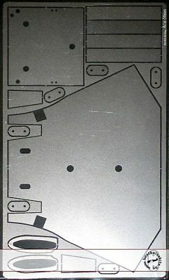 PARTITIN PLATE DETAIL for TAMIYA 1/12 WILLIAMS FW14B MANSELL