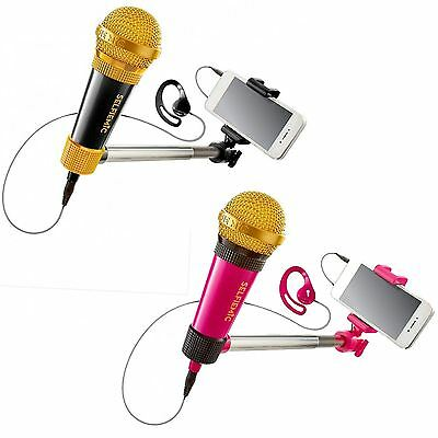 Selfiemic Selfie Stick Available In Black / Pink Childrens Entertainment New