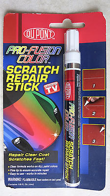 DuPont D101 Pro-Fusion Scratch Repair and Sealer Pen - Clear coat scratches car