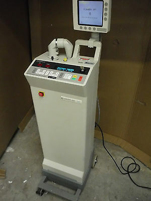 LUMENIS Sharplan 40C CO2 Laser. SCREEN ISSUE