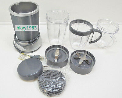 Replacement 18/24/32 Cup,Cross Blade,Base Gear,Lid,etc,For NutriBullet 600W/900W