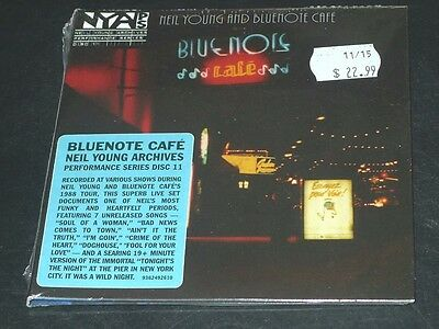 Neil Young And Bluenote Cafe 2Cd Digipak