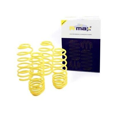Vauxhall Astra MK5 1.4 1.6 1.8 04-On A-max Suspension Lowering Spring Kit -35mm
