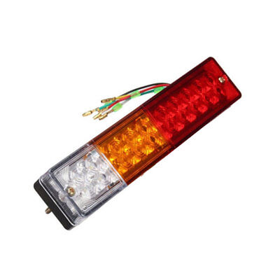 12V Rear Stop LED Lights Tail Indicator Lamp Trailer Truck Grill Waterproof