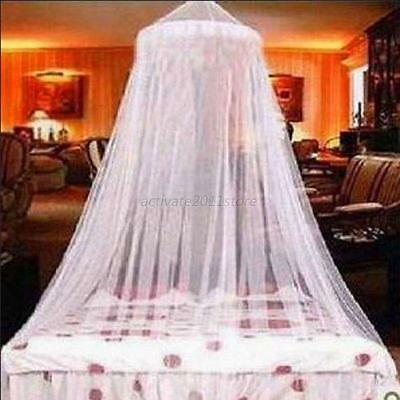 Simple Style Bed Canopy Mosquito Net Netting Mesh Bedroom Curtains For 1.5M Bed