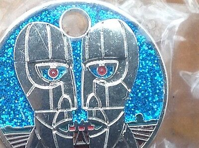 PINK FLOYD DIVISION BELLsparkle & trans /levels RARE LIMITED EDITION PATHTAG NEW