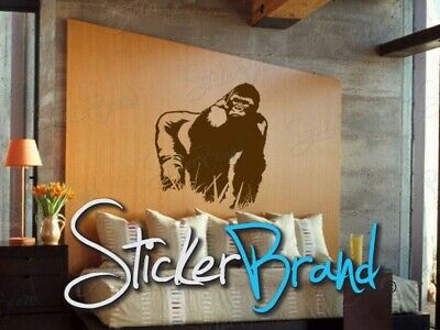 Vinyl Wall Decal Sticker Gorilla