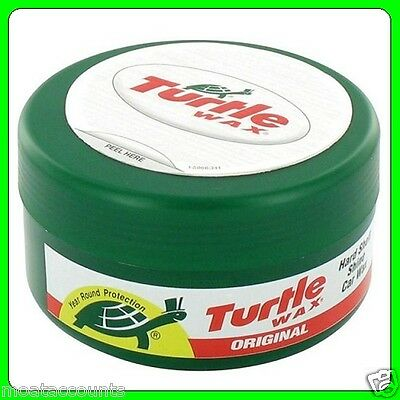 Turtle Wax Polish 250g [FG7607] Hard Shell Shine Paste , Car Wax
