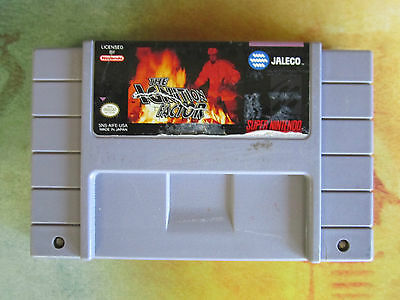 The Ignition Factor - Super Nintendo Entertainment System SNES - Free Shipping!