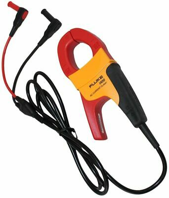 Fluke i400 400 Amp AC Current Clamp Probe, Banana Plugs for DMMs