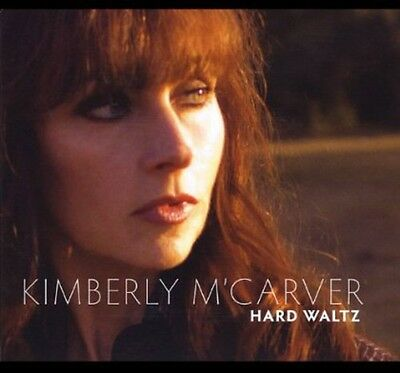 Kimberly M'Carver - M'carver, Kimberly : Hard Waltz [New CD] Professionally Dupl