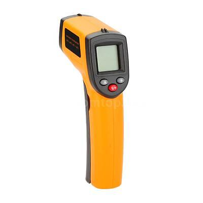 Non-Contact 12:1 Digital Infrared IR Thermometer Laser Temperature Gun new D3L6