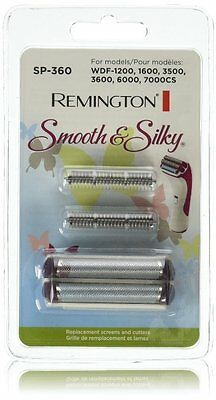 Remington-SP-360-Womens-Shaver-Replacement Screens and Cutters BRAND NEW