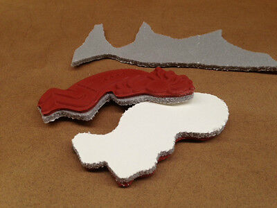 We Will Trim Your Unmounted Rubber Stamps On Ez Mount Cling Cushion