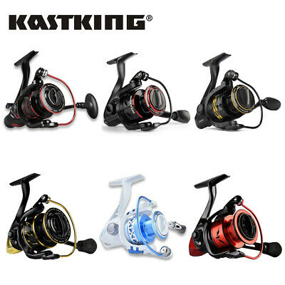 KastKing Spinning Reels All Models Freshwater Fishing Bass Pike Fishing Reel