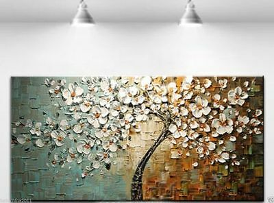 Modern Abstract hand-painted Oil Painting Wall Decor huge canvas (No frame)